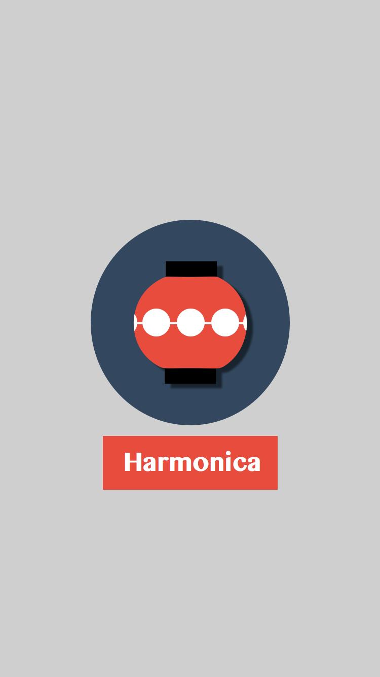 harmonicaForiPhone6