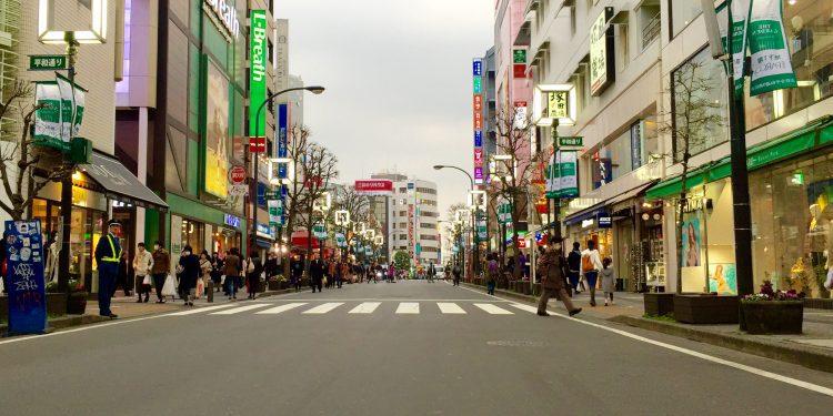 kichijoji_street