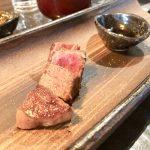 本当は誰にも教えたくない倉石牛の鉄板焼き店「ニシムラ」ランチ