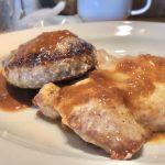肉汁祭り!三鷹の肉バル「ニクータ」の手ごねハンバーグが絶品!