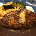 こだわりがいーっぱい詰まったジューシーでふんわり美味い山本のハンバーグ!
