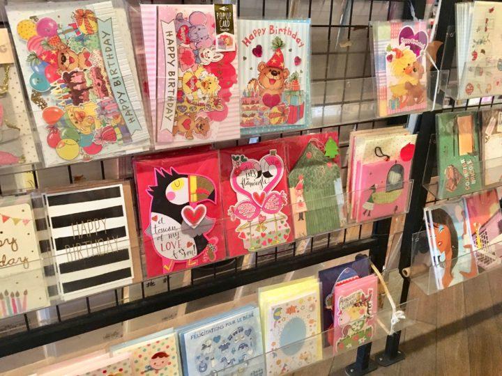子供向けの可愛いポストカード