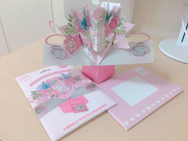 母の日向けの可愛いポストカード