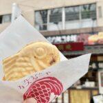 吉祥寺駅前にオープンする「鳴門鯛焼本舗」レポ!10分待つ価値あり薄皮サクサク
