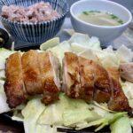 鶏肉の鉄板定食ランチ850円「もも吉」リニューアルオープン!昼営業を開始