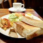 三鷹駅すぐの老舗喫茶「珈琲リスボン」170円でお得なモーニングセット
