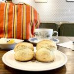 三鷹おしゃれカフェ「ローズアンドエム」スコーンと紅茶で英国式ティータイム
